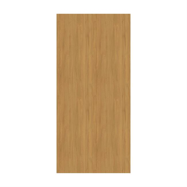 Oak 620mm wide end panel and 10 fixing blocks