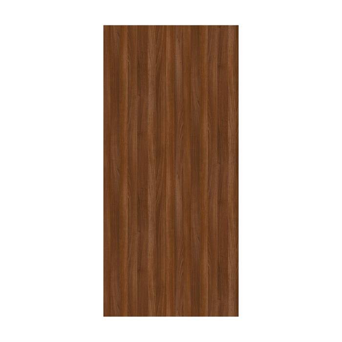 Walnut 620mm wide end panel and 10 fixing blocks